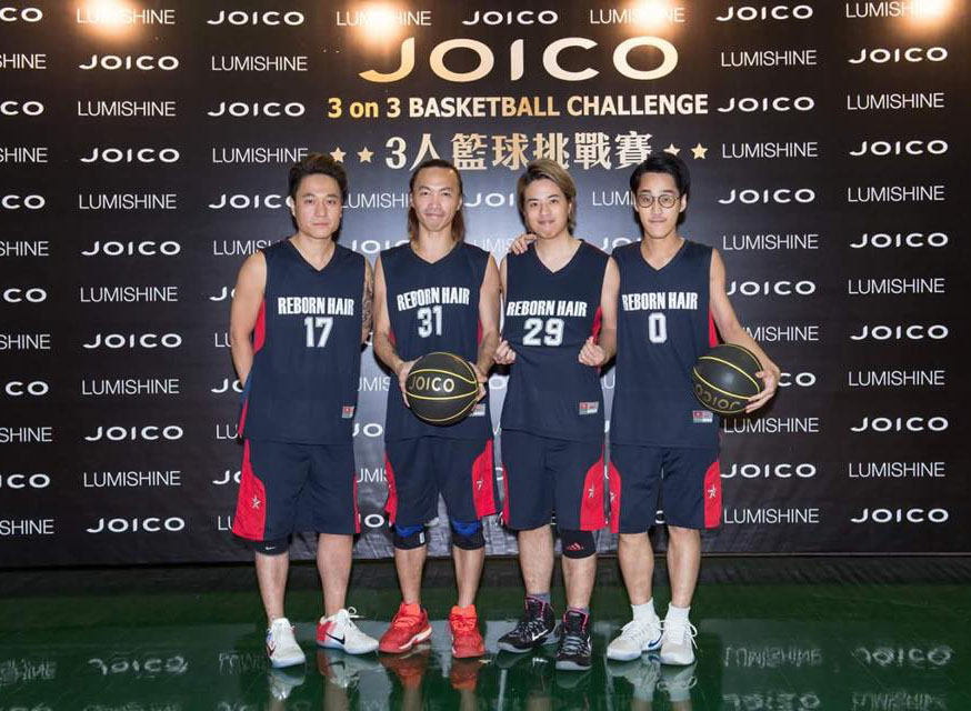 Joico Basketball Sept 2016